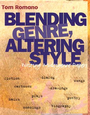 Blending Genre, Altering Style By Romano, Tom